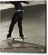 Skate 2 Acrylic Print