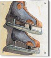 Skates Acrylic Print