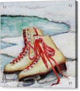 Skating Dreams Acrylic Print