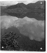Skc 3981 Nature's Mirror. Acrylic Print