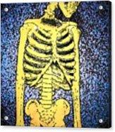 Skeletoon Acrylic Print