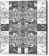 Skentch Acrylic Print