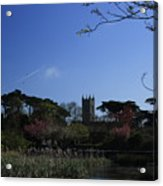 Skerries Church And Grounds Acrylic Print