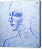 Sketch Acrylic Print