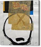 Sketchbook 1  Pg 36 Acrylic Print