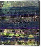 Skidda Acrylic Print