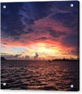 Skies Acrylic Print