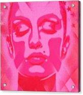 Skin Deep Series, Pinks Acrylic Print