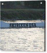 Skirixen Usa Acrylic Print