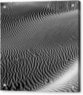Skn 1129 Corrugation Acrylic Print