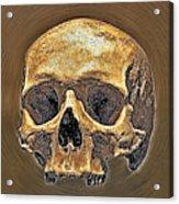 Skull. Acrylic Print
