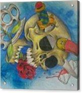 Skull Acrylic Print