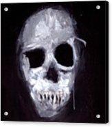 Skull II Acrylic Print
