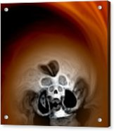 Skull Scope 3 Acrylic Print