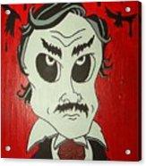 Skully Poe Acrylic Print