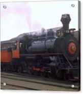 Skunk Train No 45 Fort Bragg California Acrylic Print
