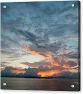 Peaceful Sky #2 Acrylic Print