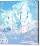 Sky Dancing Acrylic Print