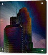 Sky Disruptors Acrylic Print