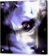 Sky Face Acrylic Print