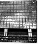 Sky Graph Acrylic Print