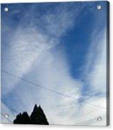 Sky Lines Acrylic Print
