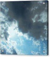 Sky Of Hope Acrylic Print