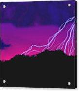 Sky Power Acrylic Print