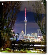 Sky Tower Acrylic Print