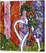 Sky Vine Acrylic Print