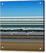 Sky Water Earth Acrylic Print
