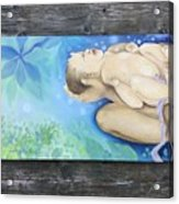 Sky Woman's Daughter Acrylic Print