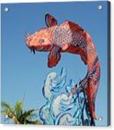 Skyfish Acrylic Print