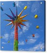 Skyflyer Acrylic Print