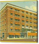 Skyland Hotel Acrylic Print