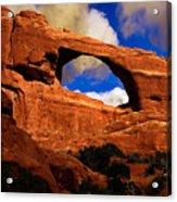 Skyline Arch Acrylic Print