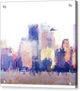 Skyline Acrylic Print