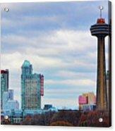 Skyline Niagara Acrylic Print