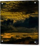 Skysnap Acrylic Print