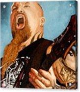 Slayer King Acrylic Print