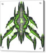 Slee-warship Acrylic Print