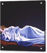 Sleeper Acrylic Print