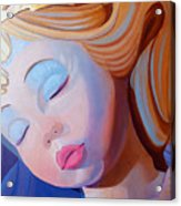 Sleeping Beauty Acrylic Print