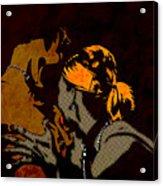Sleepless I Acrylic Print