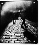 Sleepwalking Acrylic Print by Andrew Paranavitana