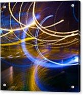 Sleepy Lights Acrylic Print