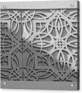 Sliced Acrylic Print
