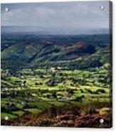 Slieve Gullion, Co. Armagh, Ireland Acrylic Print