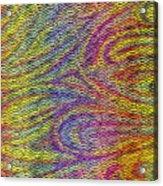 Slinky Acrylic Print