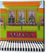 Sloans Acrylic Print